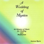SEAMUS BYRNE - A WEDDING OF MYSTICS (CD)...