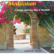 GABRIELLE KIRBY - MEDITATION (CD)...