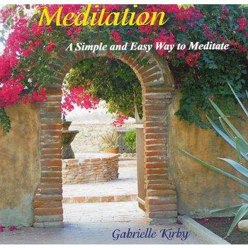 GABRIELLE KIRBY - MEDITATION (CD)