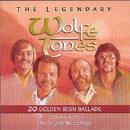 Dolphin Records,  WOLFE TONES - 20 GOLDEN IRISH BALLADS VOLUME 2