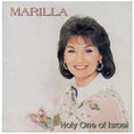 MARILLA NESS - HOLY ONE OF ISRAEL (CD)...