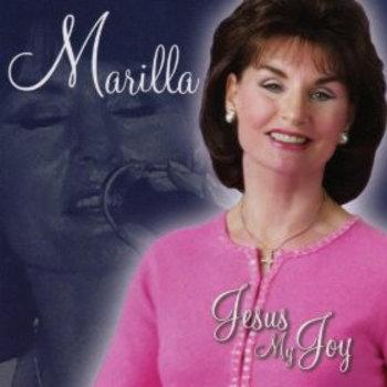 MARILLA NESS - JESUS MY JOY (CD)