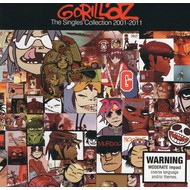 GORILLAZ - THE SINGLES COLLECTION 2001-2011 (CD)...