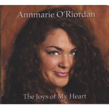 ANNMARIE O'RIORDAN - THE JOYS OF MY HEART (CD)