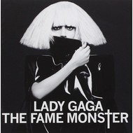 LADY GAGA - THE FAME MONSTER (CD).