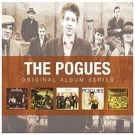 The Pogues - Original Album Series (5 CD Set).