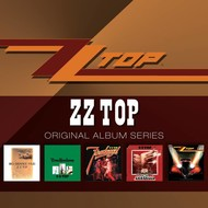 ZZ Top - Original Album Series (5 CD Set).