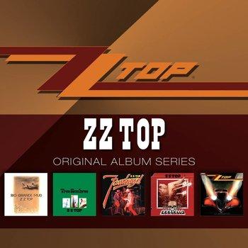 ZZ Top - Original Ablum Series (5 CD Set)