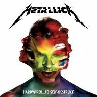 Metallica - Hardwired...To Self-Destruct (2 LP Set)