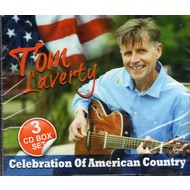 Tom Laverty - Celebration Of American Country (3 CD Set)...