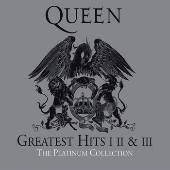 QUEEN - THE PLATINUM COLLECTION: GREATEST HITS I, II & III BOX SET (CD)