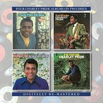 Charley Pride - 10th Album / From Me To You / Sings Heart Songs / I'm Just Me (CD)...