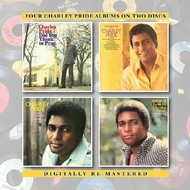Charley Pride - Did You Think To Pray / A Sunshiny Day with Charley Pride / Songs Of Love / Sweet Country (CD).