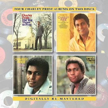 Charley Pride - Did You Think To Pray / A Sunshiny Day with Charley Pride / Songs Of Love / Sweet Country (CD)