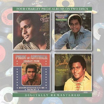 Charley Pride - Amazing Love / Country Feelin' / Pride Of America / Charley (CD)