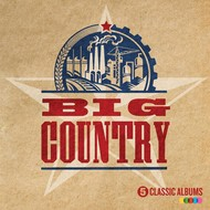 BIG COUNTRY - 5 CLASSIC ALBUMS (CD).