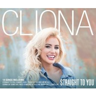 CLIONA HAGAN - STRAIGHT TO YOU (CD)...