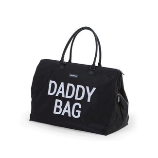 "Childhome Daddy Bag - Verzorgingstas ""Zwart/Wit""   Childhome"
