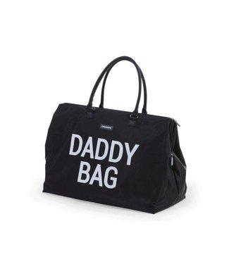 "Childhome Daddy Bag - Verzorgingstas ""Zwart/Wit"" | Childhome"