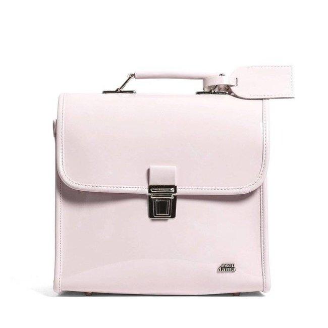Escudama Laklederen kleuterboekentasje Rosa Pallido | Escudama