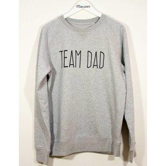 Elle et Moi Team Dad Sweater Kids