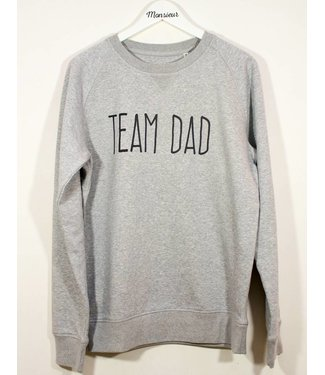 Elle et Moi Team Dad Sweater Kids