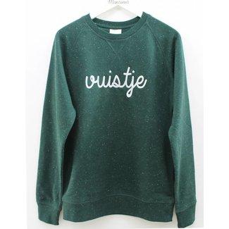 Mister Monsieur Vuistje Sweater Men