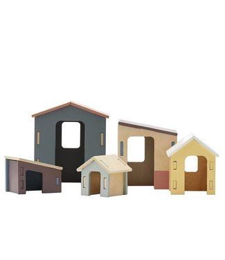 Kid's Concept Mini House Kit Edvin | Kid's Concept
