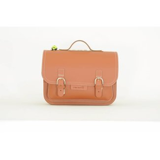 Own Stuff Lederen Boekentas Classic Chestnut | Own Stuff