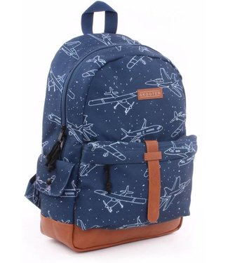 Skooter Rugzak High Speed - Navy | Skooter