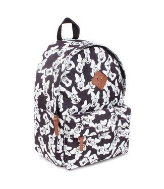 "Disney's Fashion Rugzakje Minnie  Mouse My Little Bag  ""Zwart"" | Disney's Fashion"