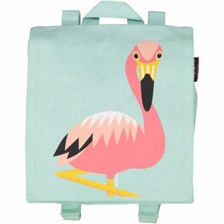 Coq En Pâte Rugzak/zwemtasje flamingo | Coq En Pâte