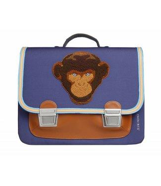 Jeune Premier Boekentas MIDI Monkey
