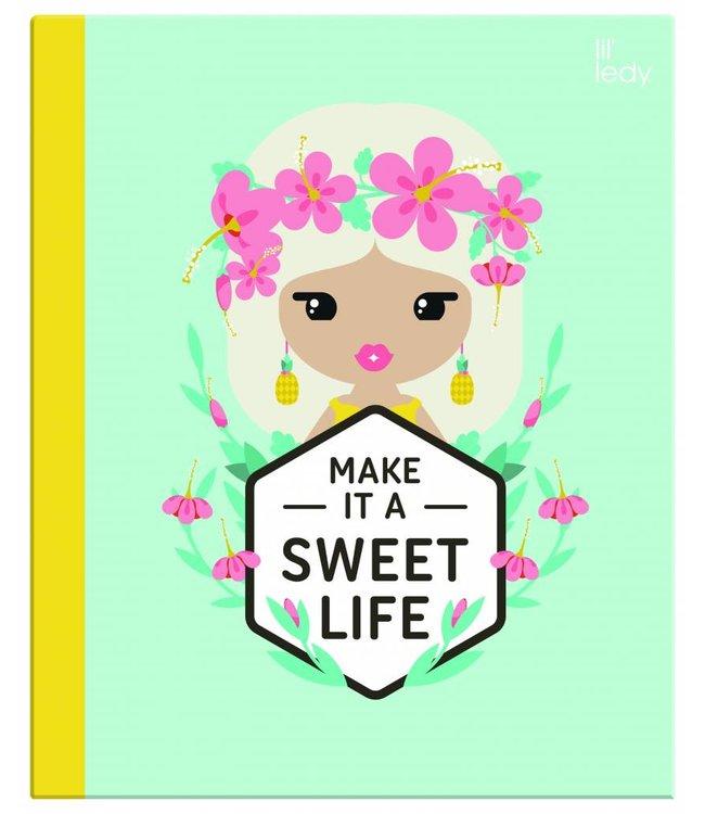 Lil' Ledy Ringmap Sweet life | Lil' Ledy