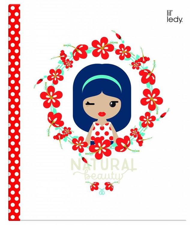 Lil' Ledy Ringmap Natural Beauty | Lil' Ledy
