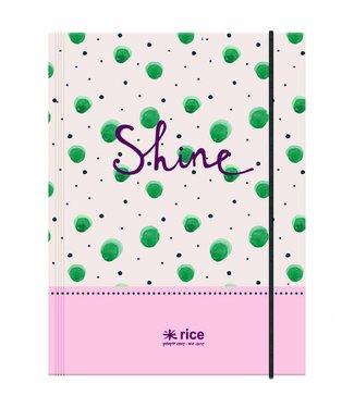 Rice A4 Elastomap Shine | Rice