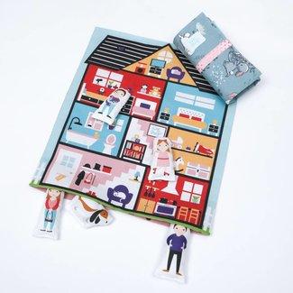 Tiny Magic Tiny Dollhouse konijnen | Tiny Magic