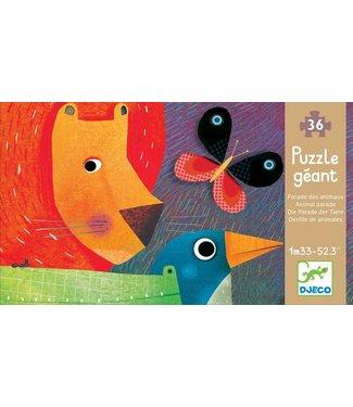 Djeco Puzzel Animal Parade 36pcs | Djeco