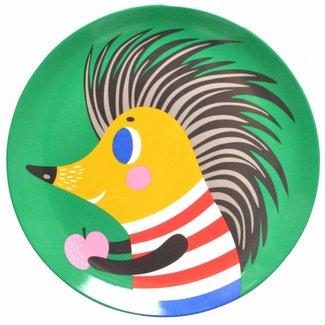 Petit Monkey Bord Hedgehog groen  | Petit Monkey
