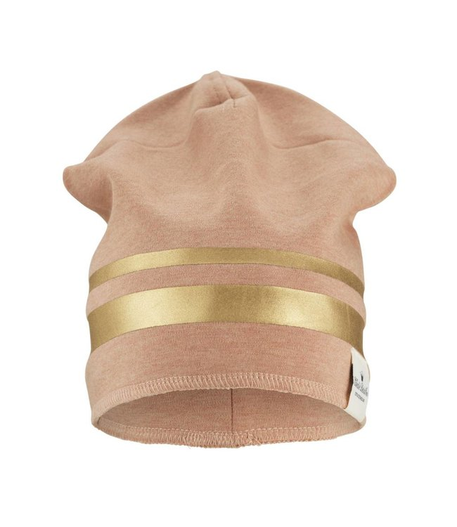 Elodie Details Winter Beanie Muts Gilded Faded Rose | Elodie Details