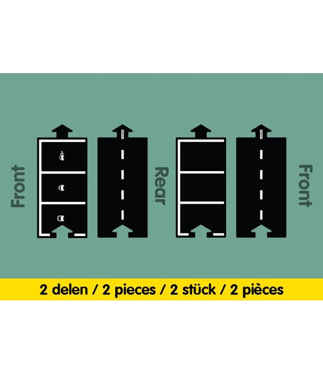 WaytoPlay Aanvulset Parking  | WaytoPlay