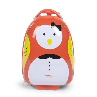 Childhome Trolley Vogel Oranje  |  Childhome