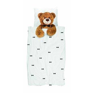Snurk Flanellen Dekbedovertrek Beertje Teddy | Snurk