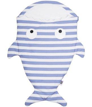 Baby Bites Baby Slaapzak Shark - Sailor Blue | Baby Bites