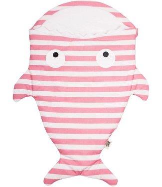 Baby Bites Baby Slaapzak Shark - Sailor Pink | Baby Bites