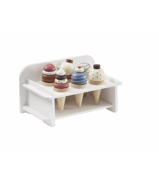 "Kid's Concept Houten ""Ice Cream Set"" 
