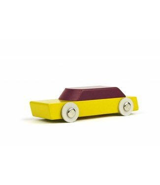 Ikonic Toys Houten autootje #2 | Ikonic Toys