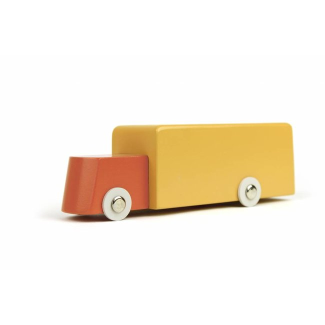 Ikonic Toys Houten autootje #6 | Ikonic Toys