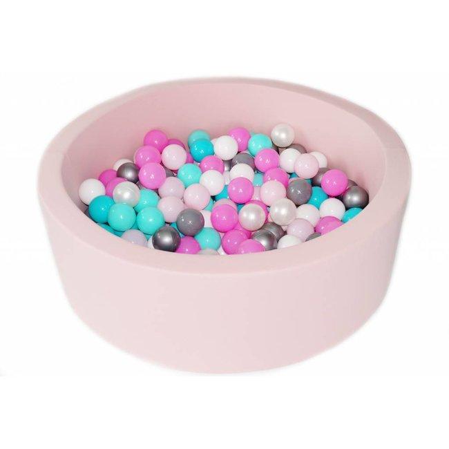 MiiiMi Ballenbad Pink  + 200 ballen | MiiiMi