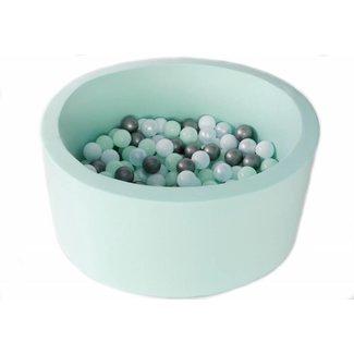 MiiiMi Ballenbad Mint  XL + 200 ballen   MiiiMi